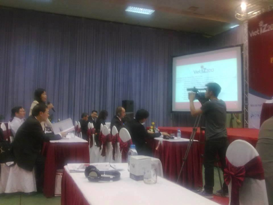Hội nghị Thúc đẩy Xúc tiến đầu tư vào khu công nghiệp Việt Nam 2013, Bộ Kế hoạch và Đầu tư Việt Nam tổ chức