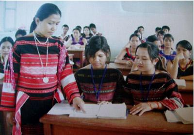 Cần quan tâm hơn nữa tới chất lượng giáo dục của các tỉnh miền núi