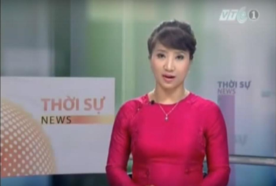 Lễ công bố quyết định thành lập Liên hiệp Trí tuệ Việt Nam, phát trên Thời sự VTC1
