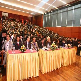 Phó Chủ tịch Liên hiệp Trí tuệ Việt Nam Bùi Văn Dũng dự Đại hội Bộ Thông tin và Truyền thông Việt Nam chỉ đạo tổ chức