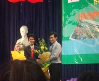 Thành lập Liên hiệp Trí tuệ trẻ Việt Nam – Báo tiền phong